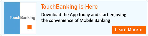 TouchBanking Is Available